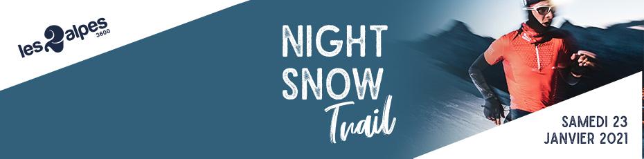 Les 2 Alpes Night Snow Trail