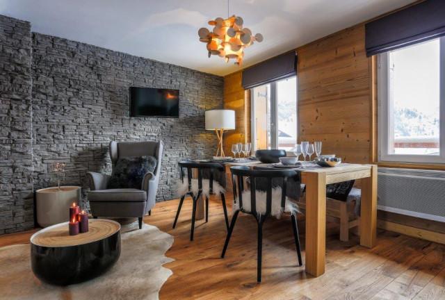 3-room apartments