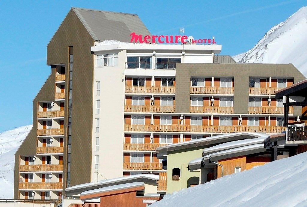 Hotel mercure r servation hotel mercure pour court for Hotels 2 alpes
