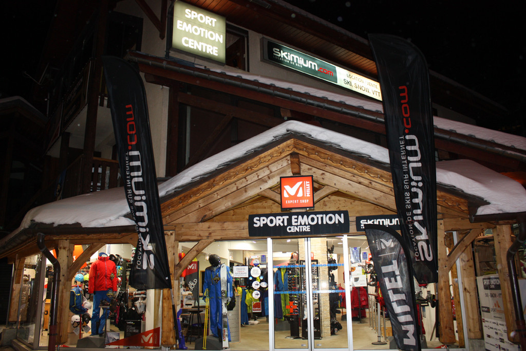 SPORT EMOTION - CENTRE - SKIMIUM