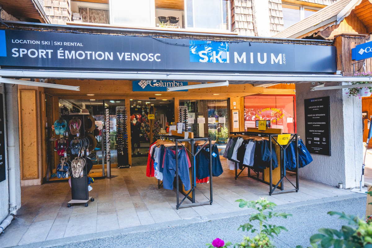 SPORT EMOTION VENOSC - DIABLE - SKIMIUM