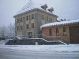 Auberge du Freney hiver