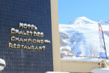 HOTEL CHALET DES CHAMPIONS