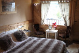 HOTEL CHALET DES CHAMPIONS Double room