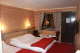 HOTEL CHALET DES CHAMPIONS 3-bed room