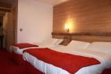 HOTEL CHALET DES CHAMPIONS 3-bed room