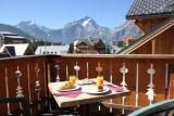 Hôtel La Meije - Les Deux Alpes - Balcon