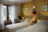 hotel le Cret - Chambre