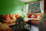 Hotel Le Cret Les 2 Alpes - lounge area