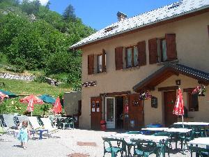 hôtel Aubsavel-les deux Alpes-été