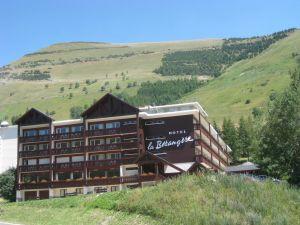 hôtel la Berangere-les deux Alpes-été