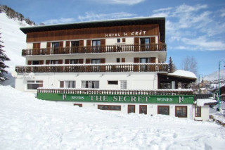 Hôtel Le Cret - Les 2 Alpes