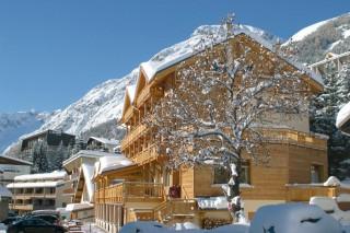Hôtel Le Soleil Les Deux Alpes Vue Extérieur