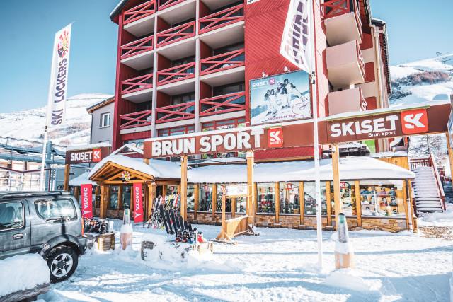 BRUN SPORTS - Ski Sets