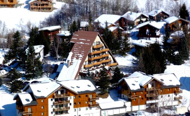 Albergo Adret - Les Deux Alpes