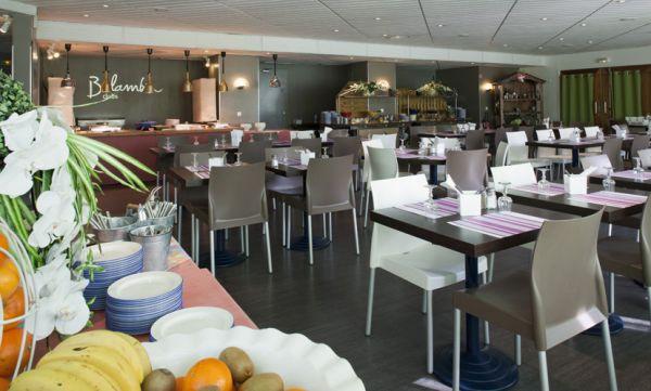 Hôtel Belambra club l'orée des pistes restaurant