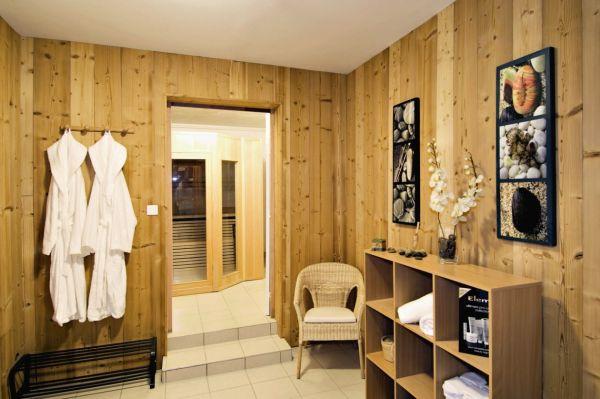 HOTEL AALBORG Sauna