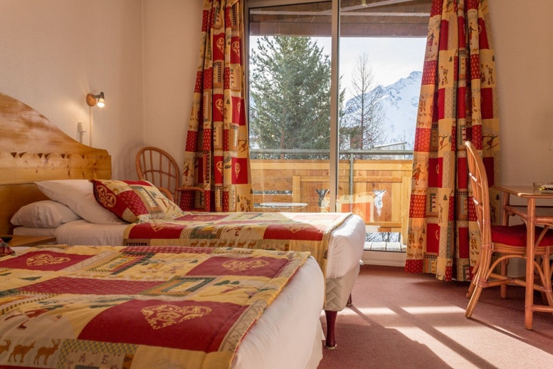 Hôtel Adret - Chambre catégorie C