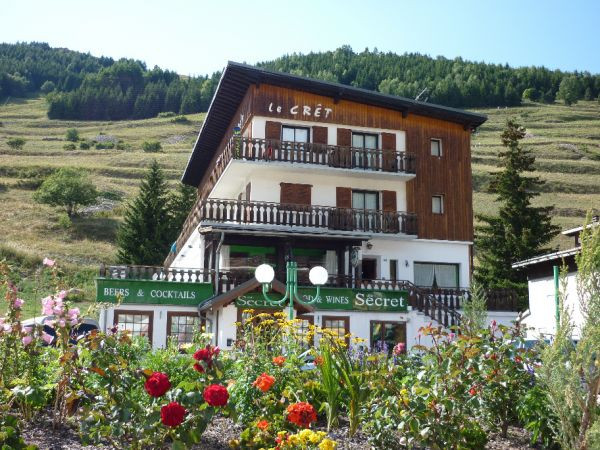 Hotel Le Cret été
