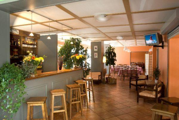 Hotel Le Cret Les 2 Alpes bar