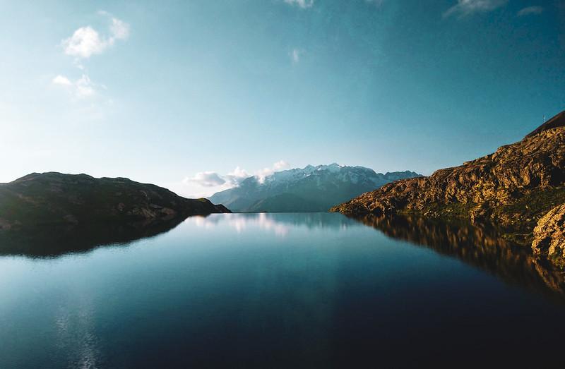 lac-du-plan-les-2-alpes - © OT2Alpes Luka Leroy