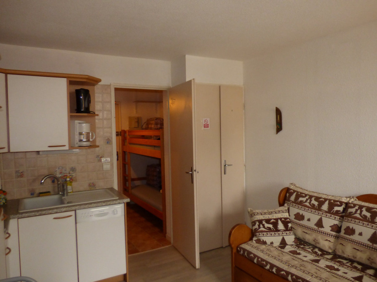 L'ANDROMEDE 14 Appartement 4 personnes