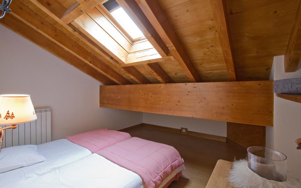 LES BALCONS DE SARENNE N° 1 TROLLE Appartement 8 personnes