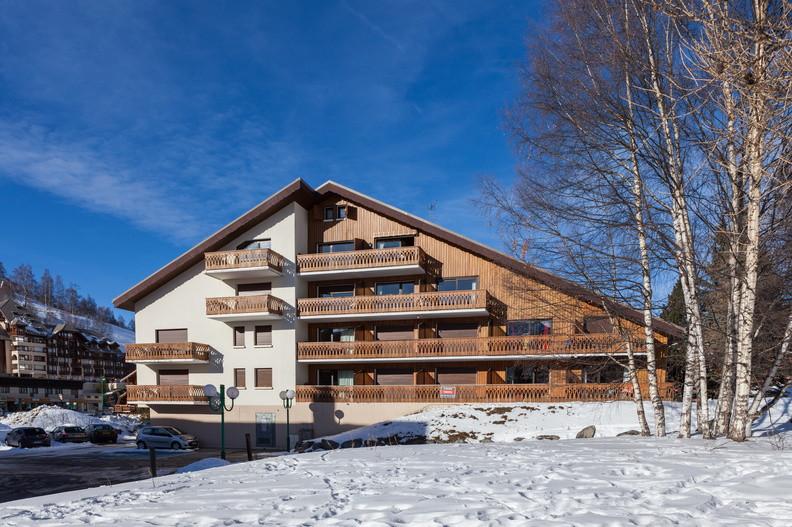 Résidence le Saint Christophe Appartement 2 pièces cabine 6 personnes