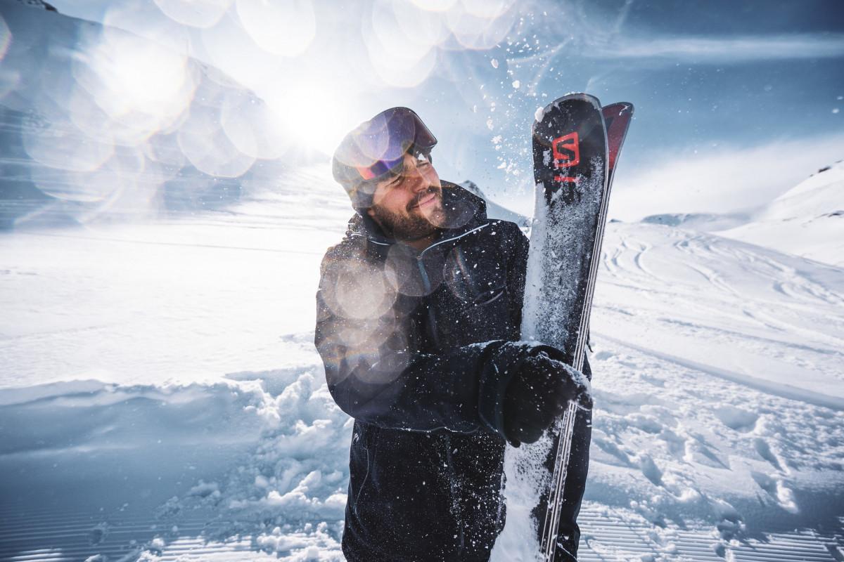 ski-seuls-noir-312132