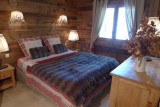 CHALET ALPAGES Bedroom 1