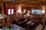 CHALET ALPAGES Living-room