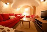 CHALET LE FOYER Living-room