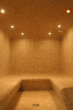 LE CORTINA N°34 Steam room