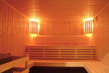 LE CORTINA N°41 Sauna