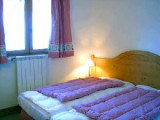 LES BALCONS DE SARENNE N°7 Bedroom 1