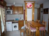 LES BALCONS DES PISTES A008 Cuisine