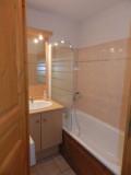 LES CHALETS D'OR C003 Salle de bain