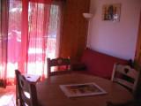 LES CHALETS D'OR C009 Living room