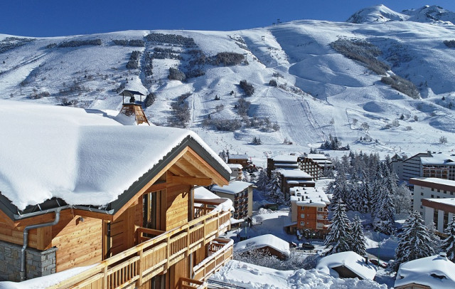 CHALET FOREST + WHITE BEAR - Chalet 15 personnes