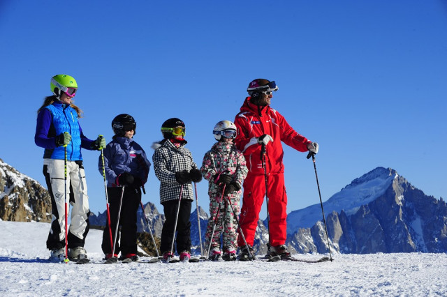 ESF Cours de skis