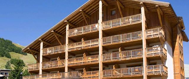 LE CORTINA N°11 Residence