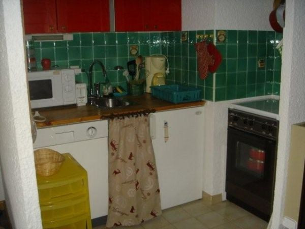 LE COTE BRUNE 5 F2 Kitchen