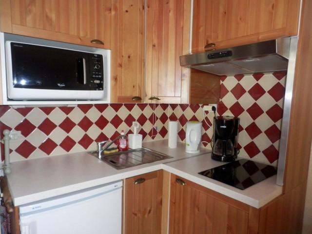 LE PLUTON B63 Kitchen