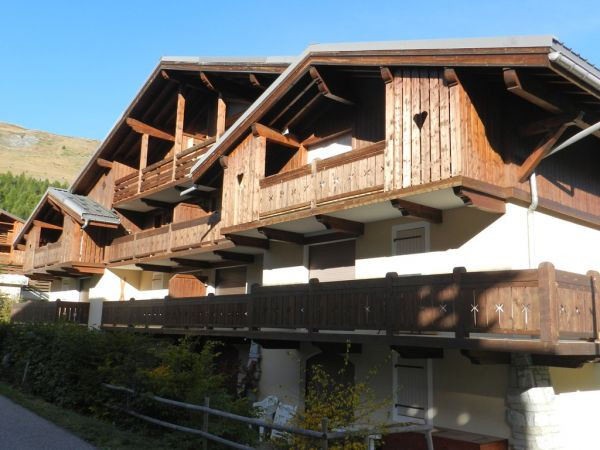 LES CHALETS D'OR C003 Residence