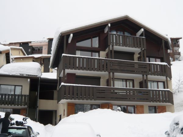 LES NIGRITELLES N°32 Residence
