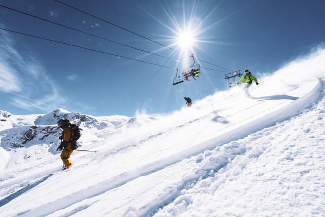 package ski 2 Alpes