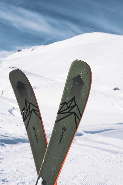 ski-seuls-bleu-312070