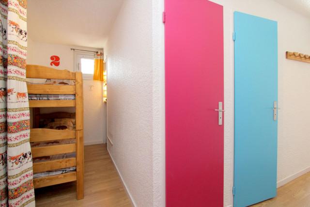 VALLEE BLANCHE BELLEDONNE C5 appartement pour 4 personnes