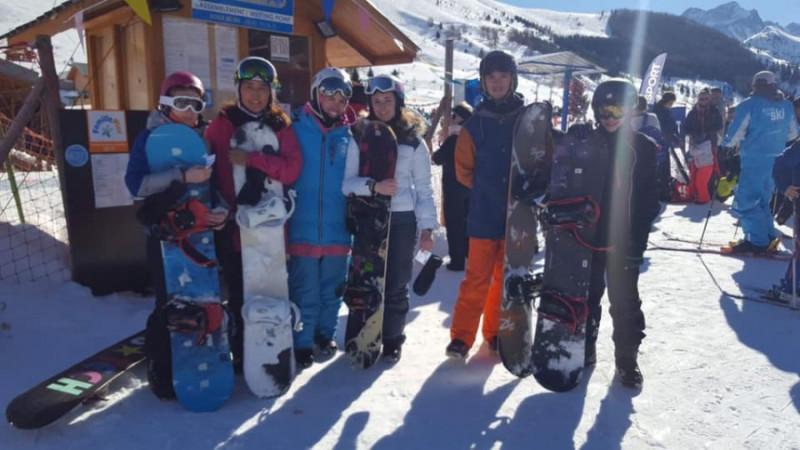 ESI cours de Snowboard