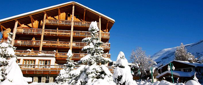 LE CORTINA N°11 Residence